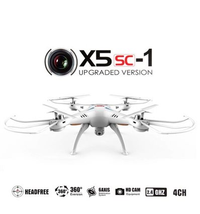 Syma X5 SC Headless Mode, 2.0MP