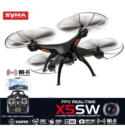 Syma X5 SW c Wifi камерой